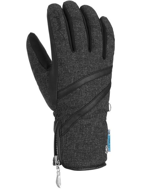 Reusch Lore Stormbloxx Gloves Women black melange